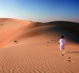 valor do deserto
